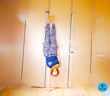 LearnHow to Do a Handstand? | Yoga School Rishikesh India | Scoop.it