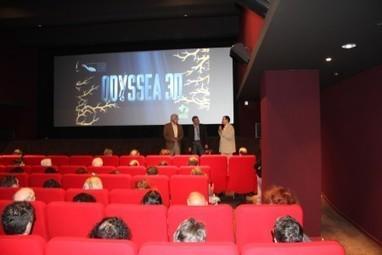ODYSSEA 3D : Produisez le nouveau film de la famille Cousteau !   Les infos de SXMINFO.FR   Scoop.it