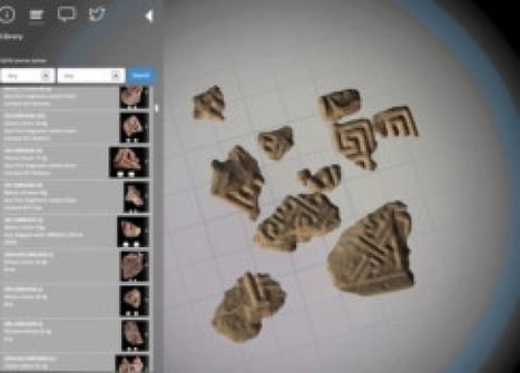 Archaeology and the i-Pad: Gamers take aim at ancient Pictish stone puzzle | Archaeology Today | Scoop.it