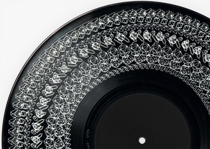 Danish designer helps music fans visualise the sound of vinyl | The ... | Brand Management and Licensing | Scoop.it