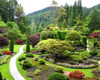 1 World Knowledge: The Butchart Gardens   1 World Knowledge: gardening   Scoop.it