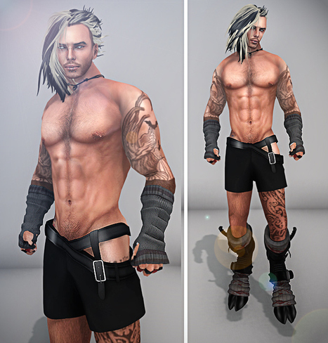 #49 - tou-Gen-kyo Stamp Rally | Second Life Male Freebies | Scoop.it