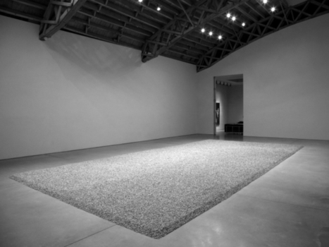 AI WEIWEI'S Sunflower seeds, symbols of the Cultural Revolution.   The Nomad   Scoop.it