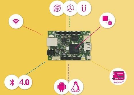 UDOO Neo Blasts Past $100000 In Funding Combining Arduino And Raspberry ... - Geeky Gadgets | Arduino, Netduino, Rasperry Pi! | Scoop.it
