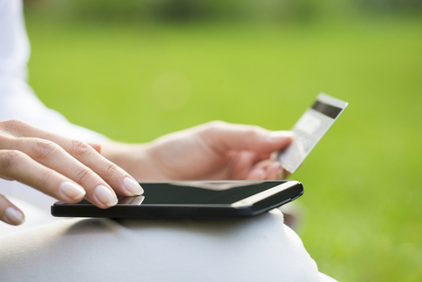 One in two shoppers have bought on mobile | I Wish I Thought Of That! | Scoop.it