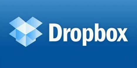 Dropbox identifie et bloque les fichiers sous copyright I Jean-Michel Chipeau | Geeks | Scoop.it
