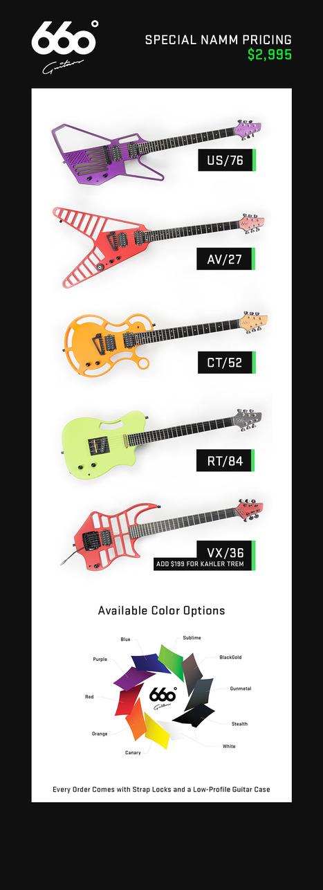 660 Guitars | Guitar Outreach | Scoop.it