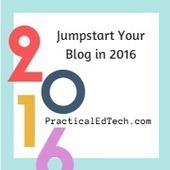 Free Technology for Teachers: Reboot Your Classroom Blog in 2016 | New learning | Scoop.it