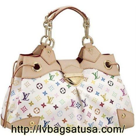 Louis Vuitton Ursulas Monogram Multicolore M40123 | Louis Vuitton Outlet Stores Locations | Scoop.it