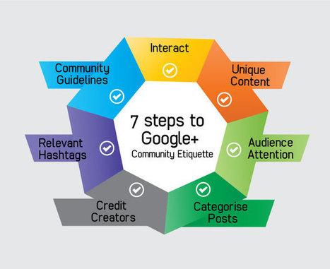 7 Steps to Google+ Community Etiquette - solomoIT | blog | Developpement durable Chauffage | Scoop.it
