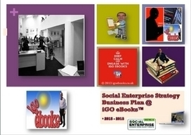 Social Enterprise Strategy Business Plan de Gordon Owen (eBooks) – Lulu FR | GOCo iApps | Scoop.it