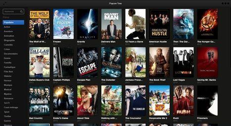 Popcorn Time : le stream parfait | Veille technologique | Scoop.it