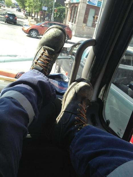 Twitter / linemanrw: Think I'll do this all shift! ... | #LineMan,#PowerLineMan | Scoop.it