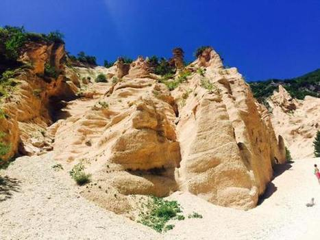 Where is the small Monument Valley, Cappadocia and  Grand Canyon in Le Marche? | Le Marche another Italy | Scoop.it