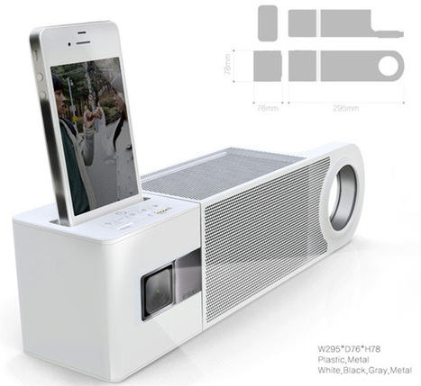 Moving Moving – Docking Audio Device by Dong Gyum Kim | TotalDesign | Scoop.it