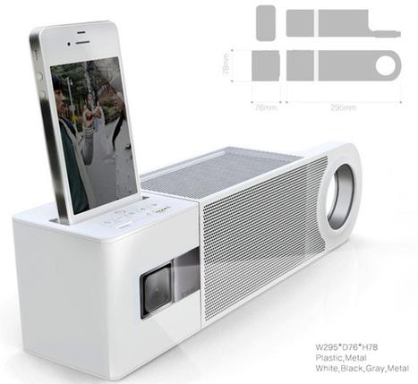 Moving Moving – Docking Audio Device by Dong Gyum Kim » Yanko Design | tecnologias arte design | Scoop.it