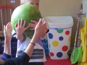 Watermelon exploration in preschool | Teach Preschool | Scoop.it