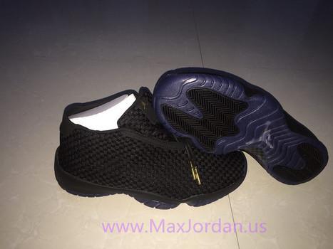 Nike Air Jordan Future Black Gamma Blue Sneaker,Discount men nike air jordan 11 future black gamma blue basketball sneaker online sale | nike sneaker store | Scoop.it
