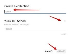 Here is How to Create A Google Plus Collection for Your Class | teaching with technology | Scoop.it