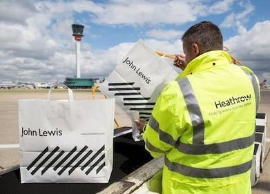 John Lewis aims to expand international presence with airport store | News | Marketing Week | Marketing coach2u | Scoop.it