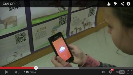 Códigos Qr en educación...¿para què?..fomentar la lectura | Mobile learning and app design for educators | Scoop.it