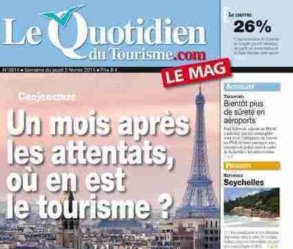 Hôtellerie : Paris augmente sa taxe de séjour - Hôtellerie sur Le Quotidien du Tourisme | Veille Hébergements | Scoop.it