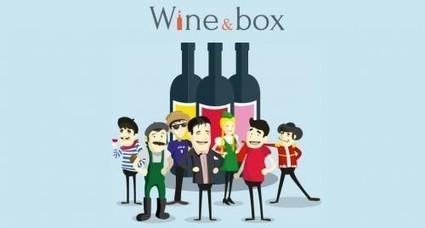 Wine & Box : des algorithmes qui dénichent votre vin idéal – Entreprendre.fr | Wino Geek | Scoop.it