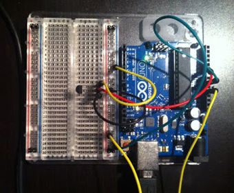 Reading Arduino data directly into R | Raspberry Pi | Scoop.it