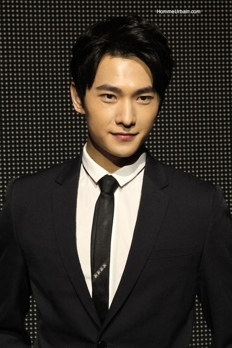 Chinese Actor Yang Yang was at Dior homme Paris fashion show | Le blog mode de l'homme urbain | Scoop.it