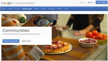 5 ways to leverage Google+ Communities - Malhar Barai | Quick Social Media | Scoop.it