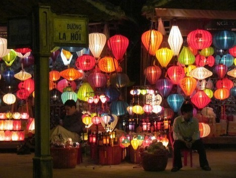 Hoi An night market, Vietnam | VISITING VIETNAM & CAMBODIA | Scoop.it