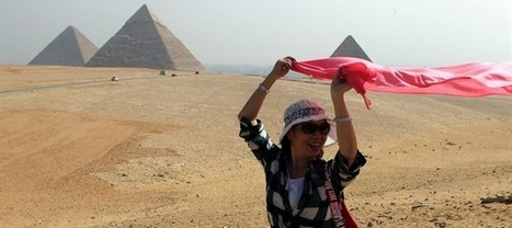 Torna di moda l'Egitto post rivoluzionario | Égypt-actus | Scoop.it
