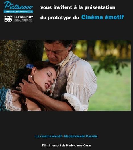 Le cinéma émotif - Mademoiselle Paradis - Film interactif de Marie-Laure Cazin - Pictanovo   MUSÉO, ARTS ET SPECTACLES   Scoop.it