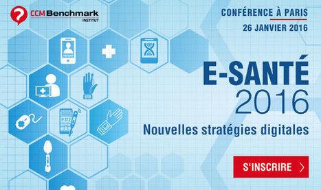 Conférence e-Santé 2016 : nouvelles stratégies digitales | TIC&Santé | Scoop.it