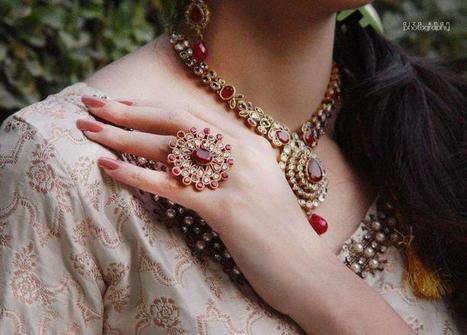 Xevor Jewellery Designs Bridal Collection 2014 For Women | Beautiful Mehndi Designs and Jewellery Collection | Scoop.it
