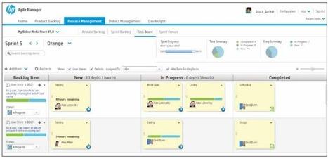 Avec Agile Manager, HP aide les développeurs à livrer plus vite | Le Saviez-Vous ? | Scoop.it