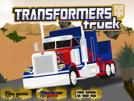 Transformers Truck | Transformers Games | Sonic Games | Power Rangers Games | Scoop.it