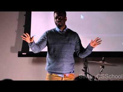 Live you Legacy: Shaun Boothe at TEDxStMaryCSSchool | EmGoldex | Scoop.it
