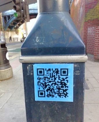 North London QR Code Music Posters | DESARTSONNANTS - CRÉATION SONORE ET ENVIRONNEMENT - ENVIRONMENTAL SOUND ART - PAYSAGES ET ECOLOGIE SONORE | Scoop.it