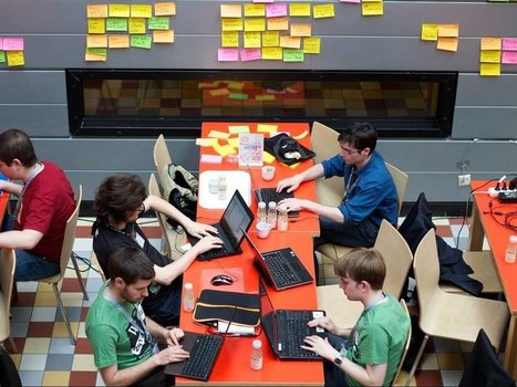 There's A New Way To Land A Job In Tech: The Collegiate 'Hackathon' | Hackathons | Scoop.it