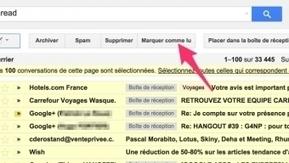 Supprimer d'un coup TOUS les messages non lus dans Gmail   Le blog de Thierry VANOFFE : Coach Google Apps   Au fil du Web   Scoop.it