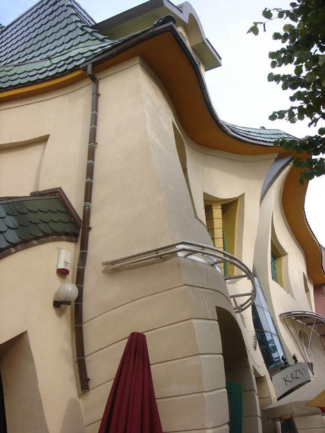 'The crooked House' A building inspired by the fairy tale illustrations of Children book | Design | Scoop.it