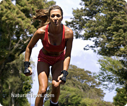 Just 12 minutes of exercise a week is enough to stay fit - Natural News | Use it, don't lose it! | Scoop.it