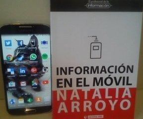 Información en el móvil de Natalia Arroyo | Libros El profesional de la información | Scoop.it