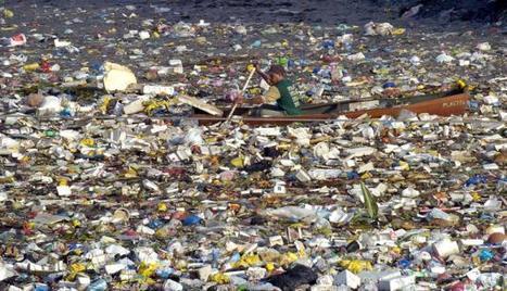 Mission nettoyage des océans : les scientifiques s'attaquent à l'analyse du 6ème continent, celui des déchets plastiques à la surface des mers | Le flux d'Infogreen.lu | Scoop.it