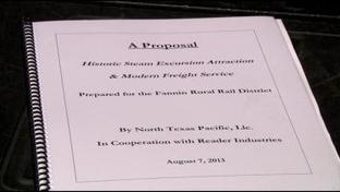 Major railroad project being negotiated in Fannin County - KTEN   Railway road jobs   Scoop.it