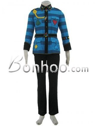 Alice in the Country of Hearts Tweedle Dee Cosplay Costume [6012001] - $114.00 : Shopping Cheap Dresses,Costumes,Quality products from China Best Online Wholesale Store | Alice in the country of hearts cosplay costumes | Scoop.it