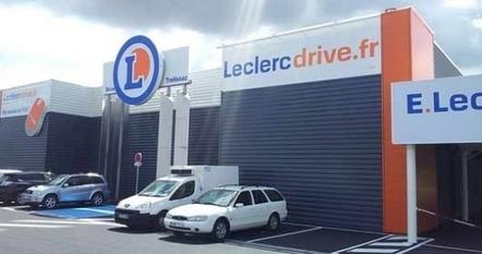 E-commerce : Leclerc va ouvrir 150 drives supplémentaires | agro-media.fr | Actualité de l'Industrie Agroalimentaire | agro-media.fr | Scoop.it