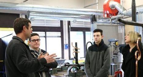 Premières portes ouvertes de l'année au centre de formation aux métiers | Formations | Scoop.it