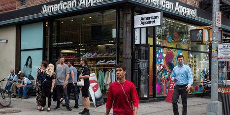 La marque de mode American Apparel mise enfaillite | Les actus des entreprises | Scoop.it